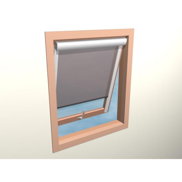 Sunflex til vinduer der kan åbne og lukke